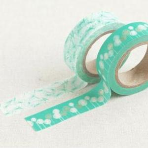 Masking adhesive tape decorative ta..